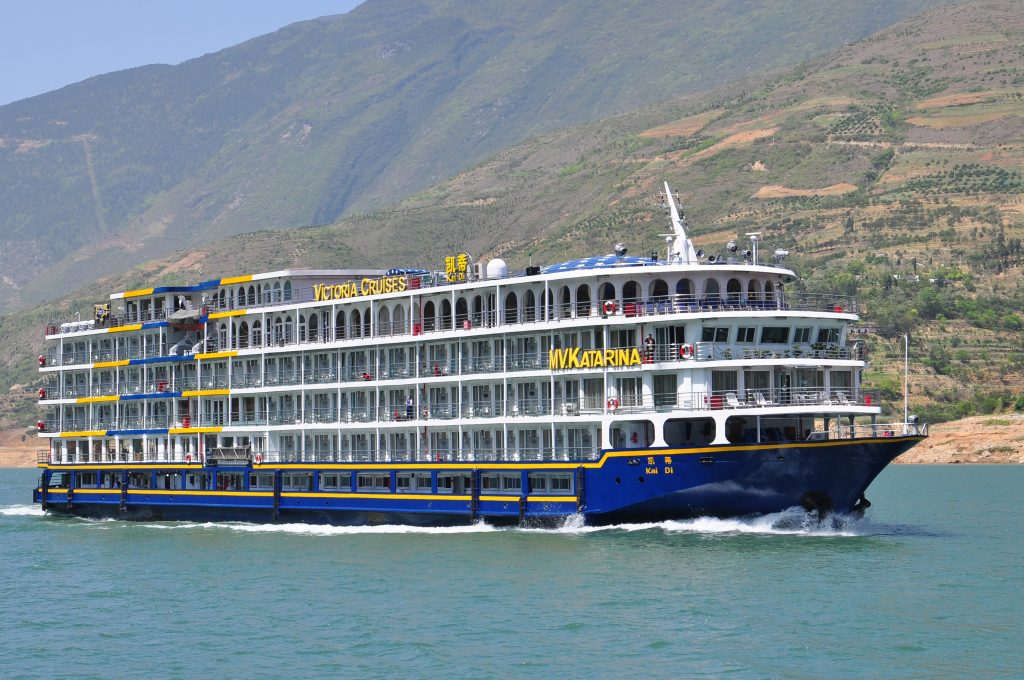 Vctoria Katarina Cruise Ship
