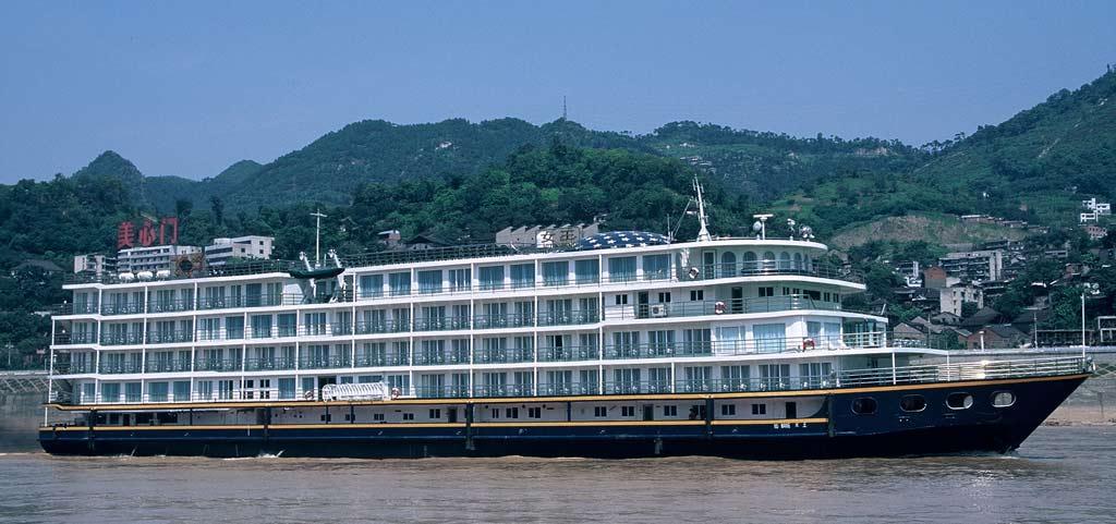 Victoria Lianna Ship